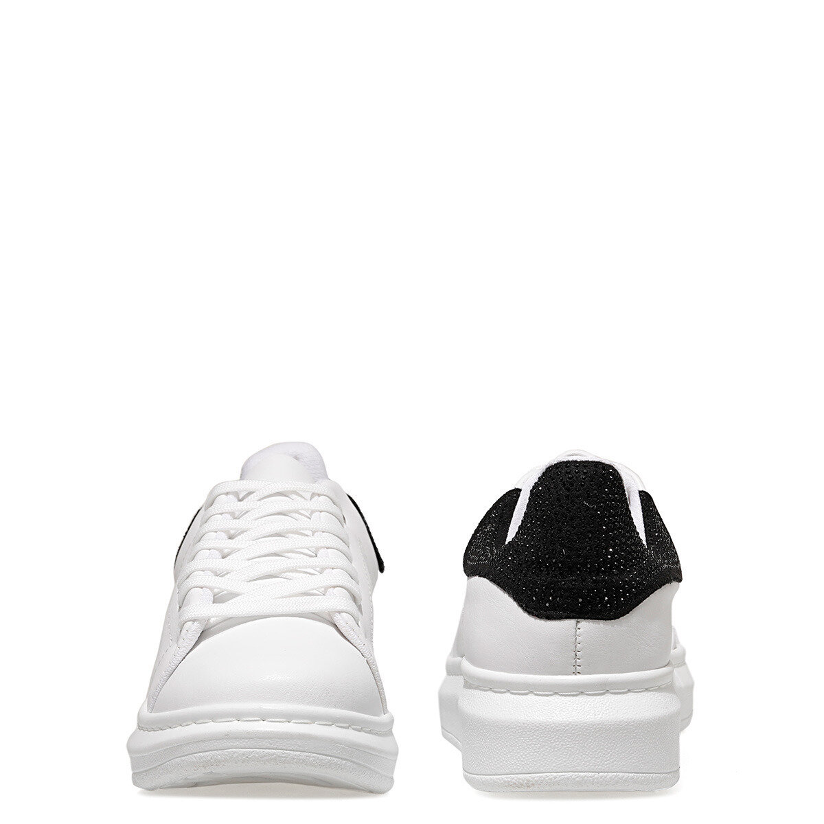LORIS Siyah Kadın Spor Ayakkabı