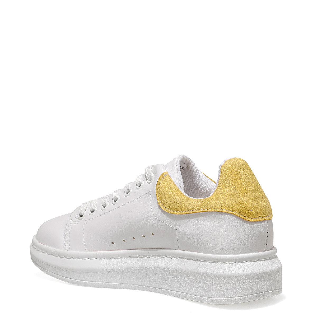 LORISAA Sarı Kadın Sneaker