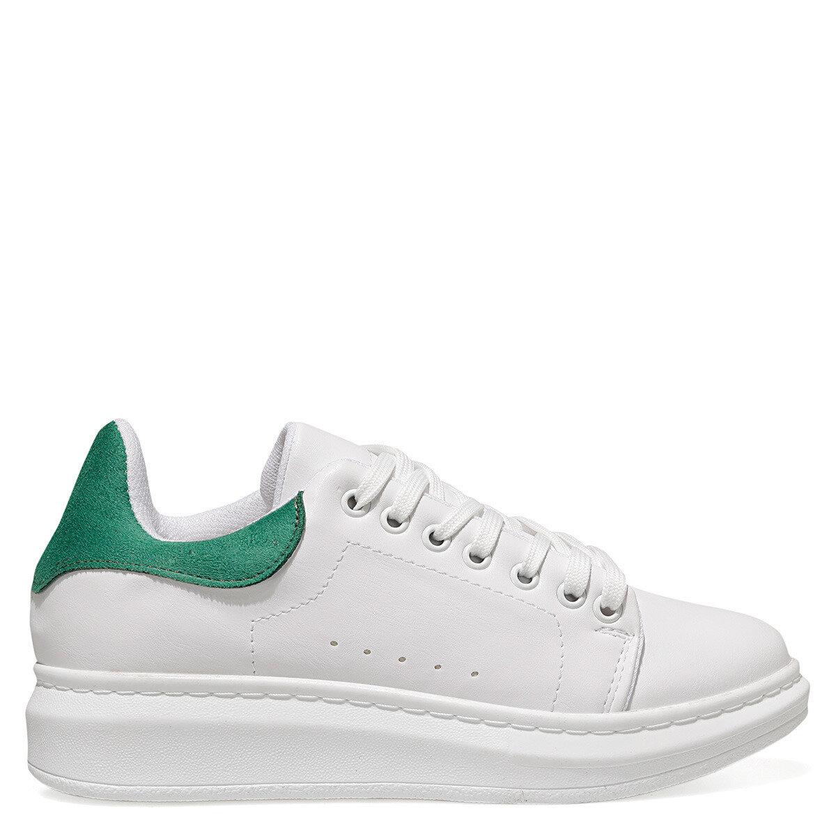 LORISAA Yeşil Kadın Sneaker