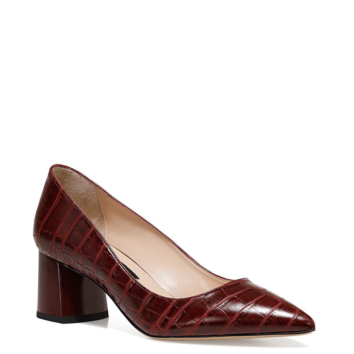 RUBINA2 Bordo Kadın Gova Ayakkabı