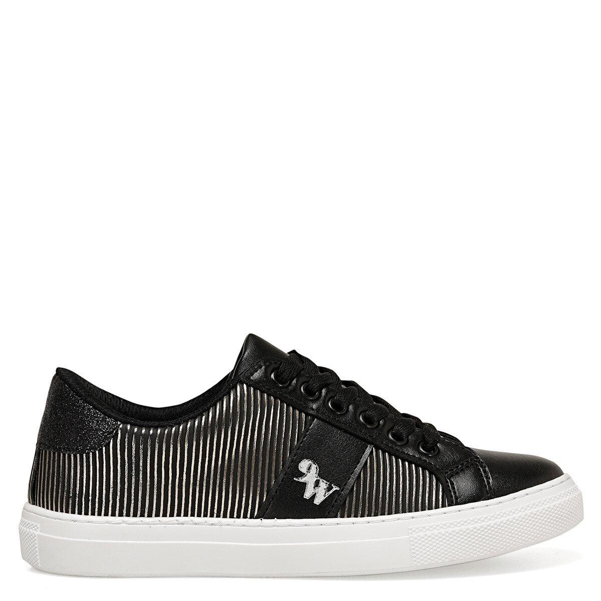FUNDA Siyah Kadın Sneaker