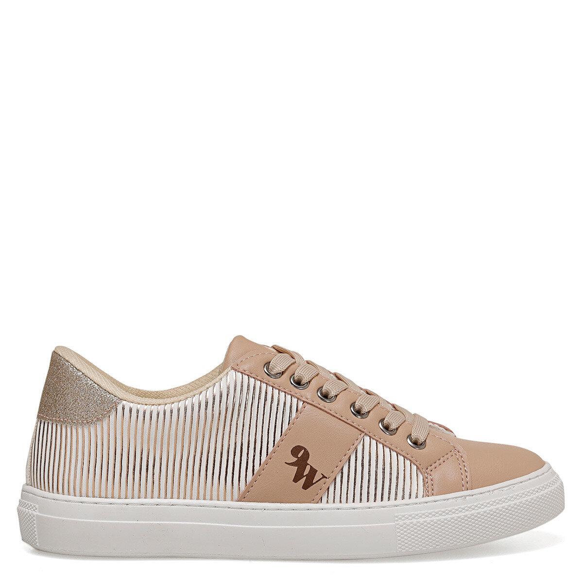 FUNDA Bej Kadın Sneaker