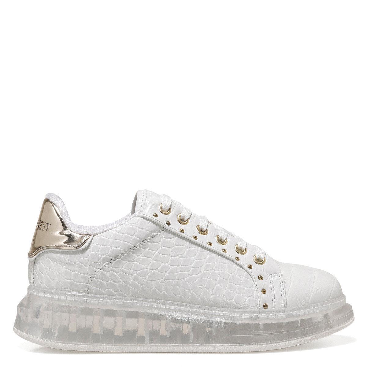 MAIA Beyaz Kadın Sneaker