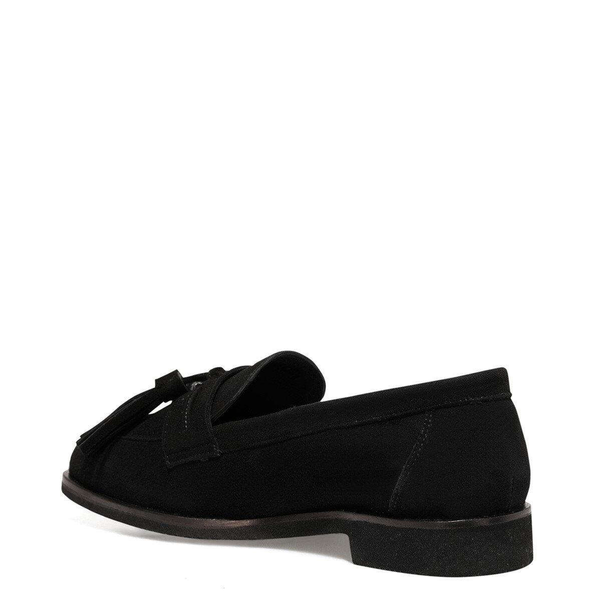BAMBOLA Siyah Kadın Loafer
