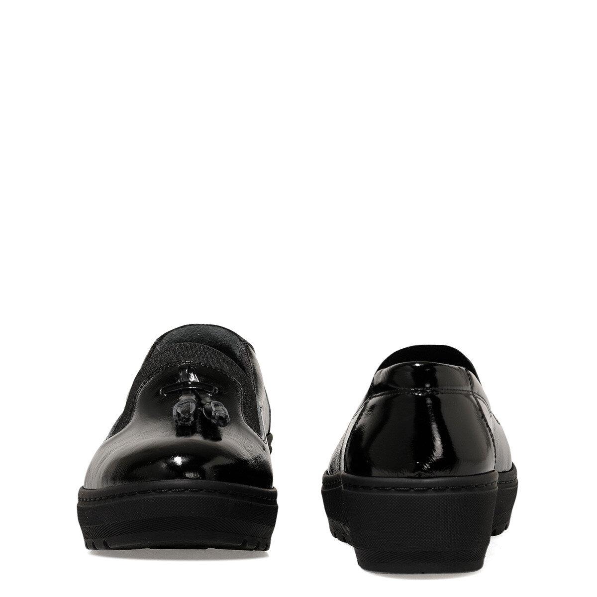 MOSLI Siyah Kadın Loafer