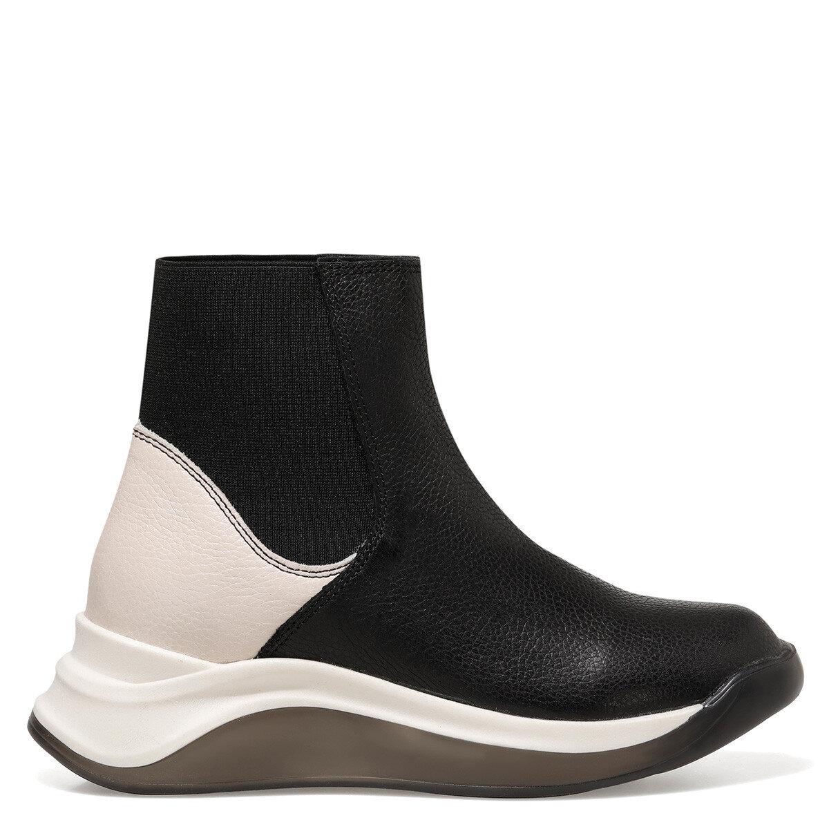 STING Siyah Kadın Sneaker Bot