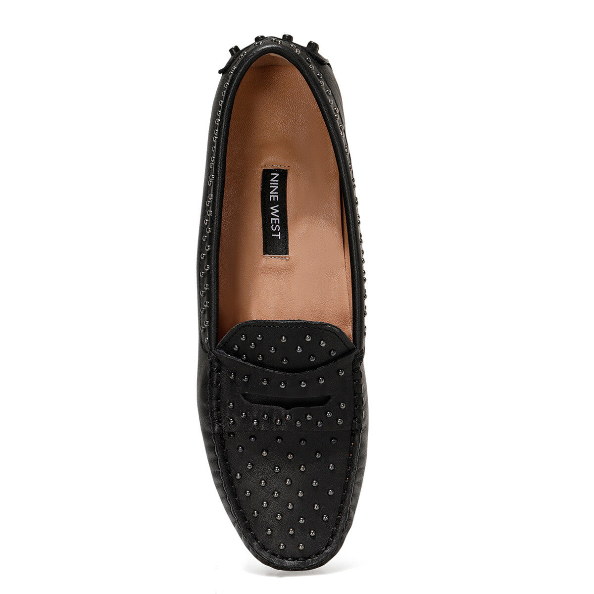 HOLTE2 Siyah Kadın Loafer Ayakkabı