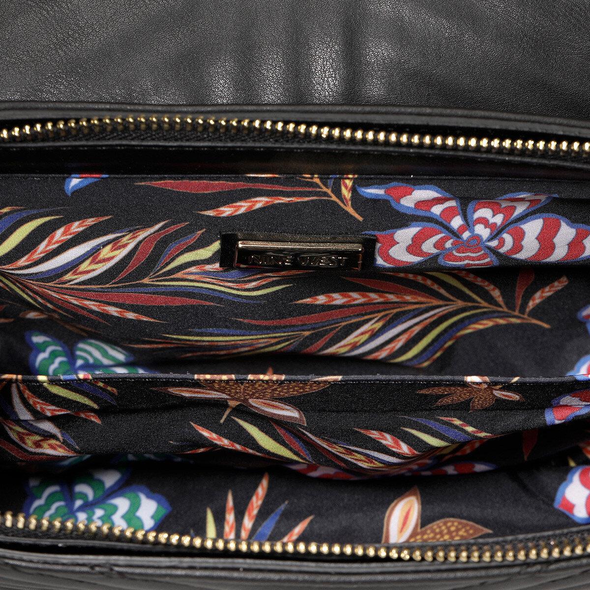 PRATO Siyah Kadın Çapraz Çanta