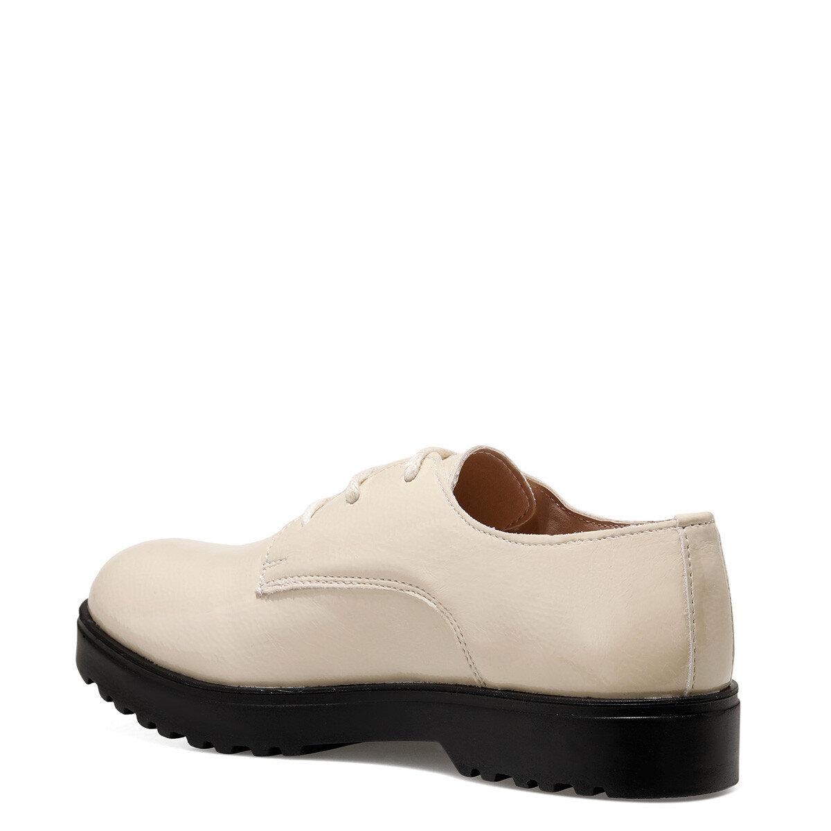 ZETTE KIRIKBEYAZ Kadın Maskulen Ayakkabı