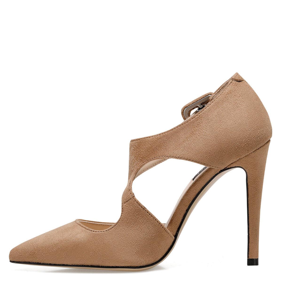 ESTELA Vizon Kadın Topuklu Ayakkabı