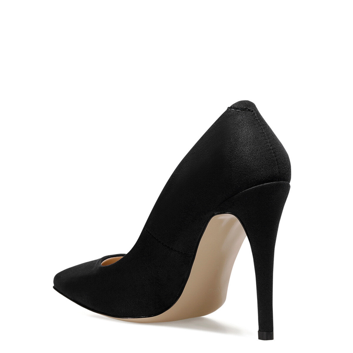 UMTE Siyah Kadın Gova Ayakkabı