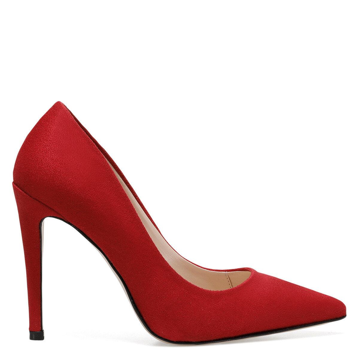 UMTE Kırmızı Kadın Gova Ayakkabı