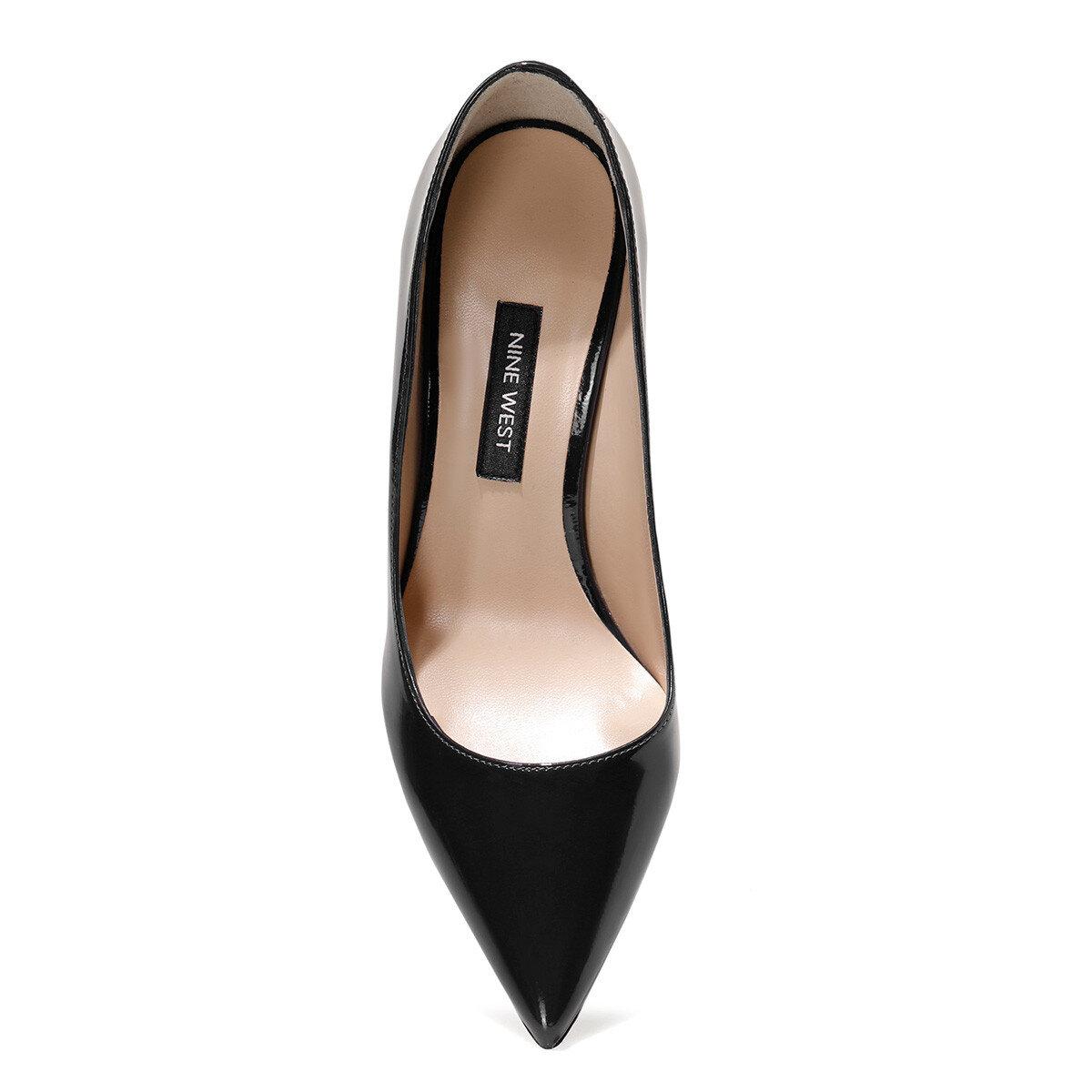SUNDE3 Siyah Kadın Gova Ayakkabı