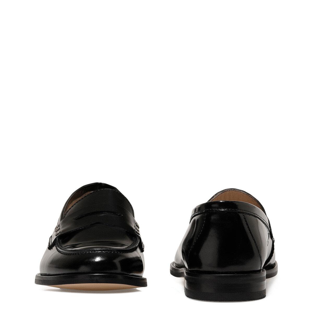 BRANDIE Siyah Kadın Loafer