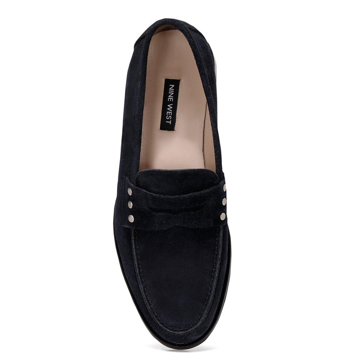 BRANDIE 2 Lacivert Kadın Loafer Ayakkabı