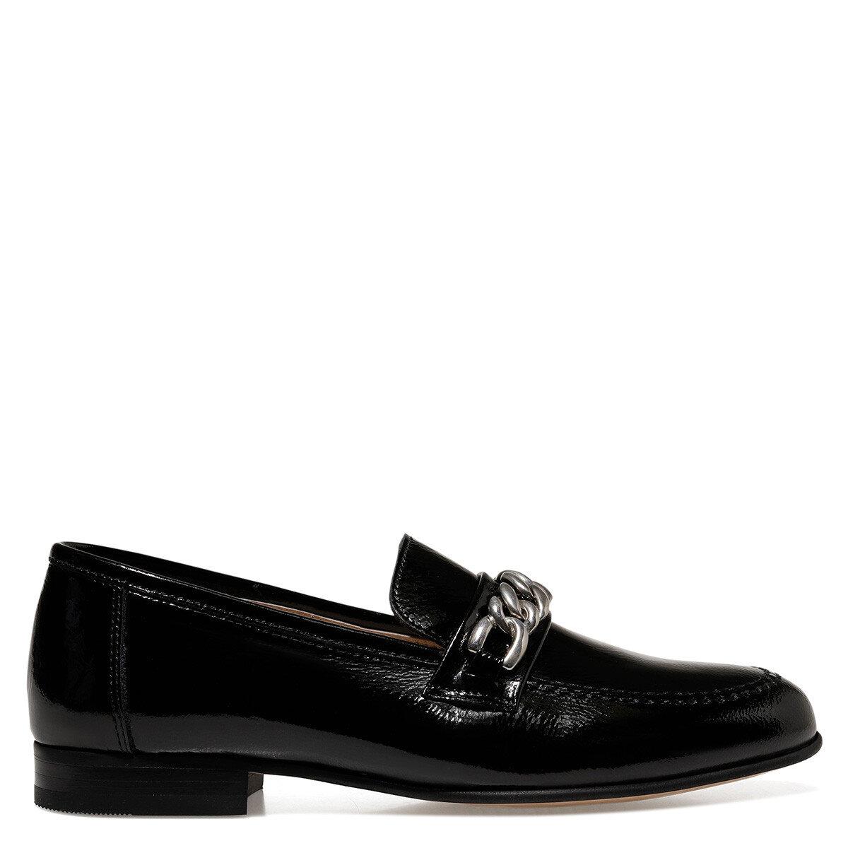 FANCY Siyah Kadın Loafer