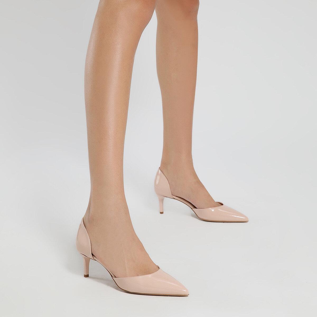 SOLA Pudra Kadın Stiletto