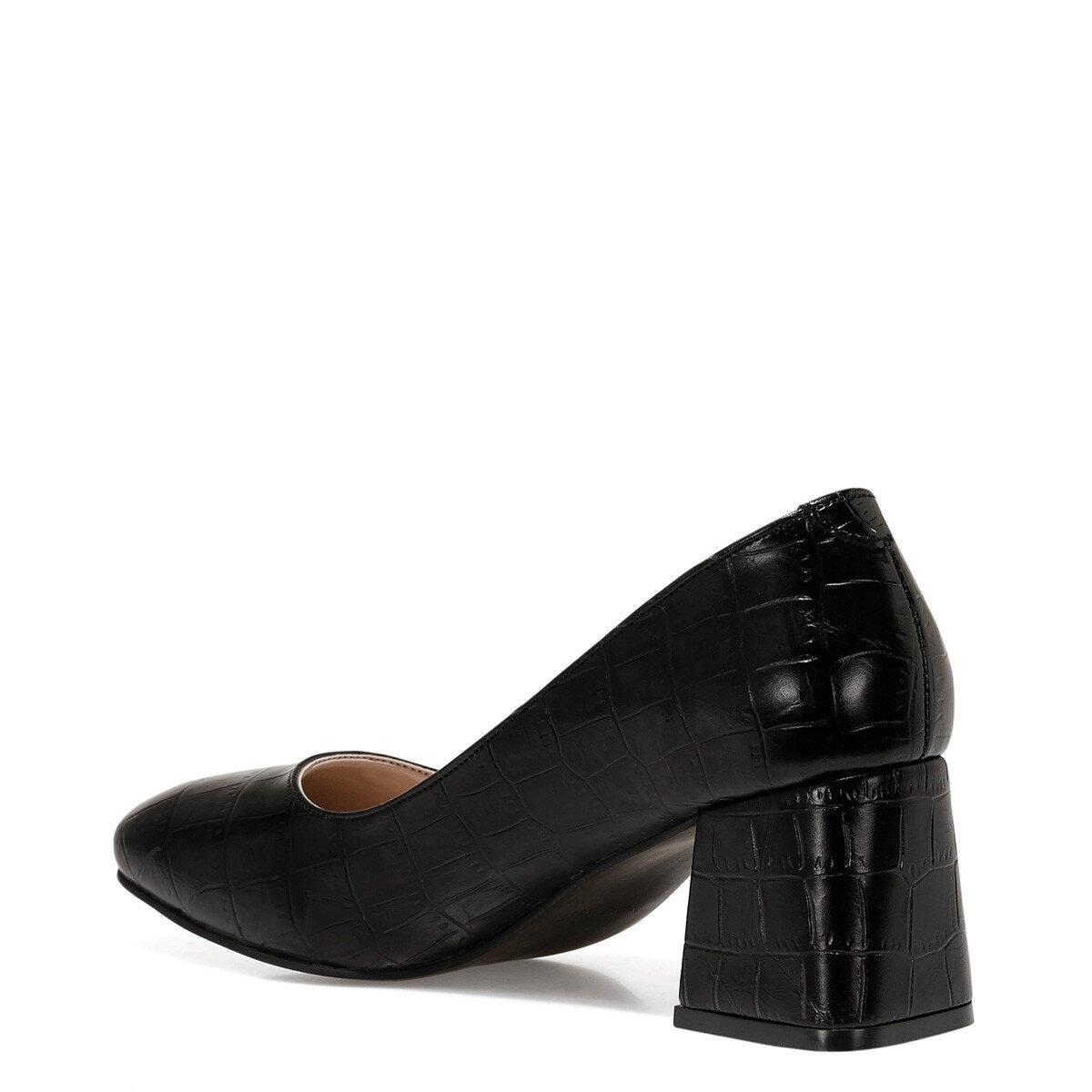 WALES Siyah Kadın Gova Ayakkabı