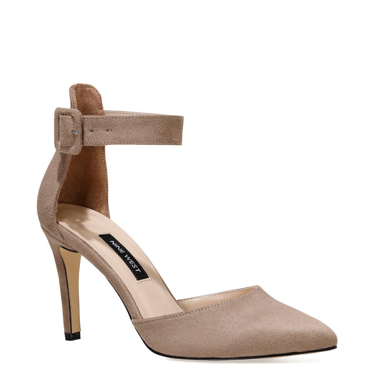 CEYNA Vizon Kadın Topuklu Ayakkabı