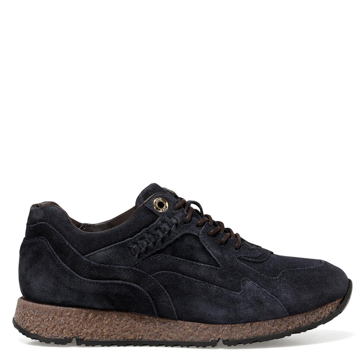 TRA Lacivert Kadın Sneaker