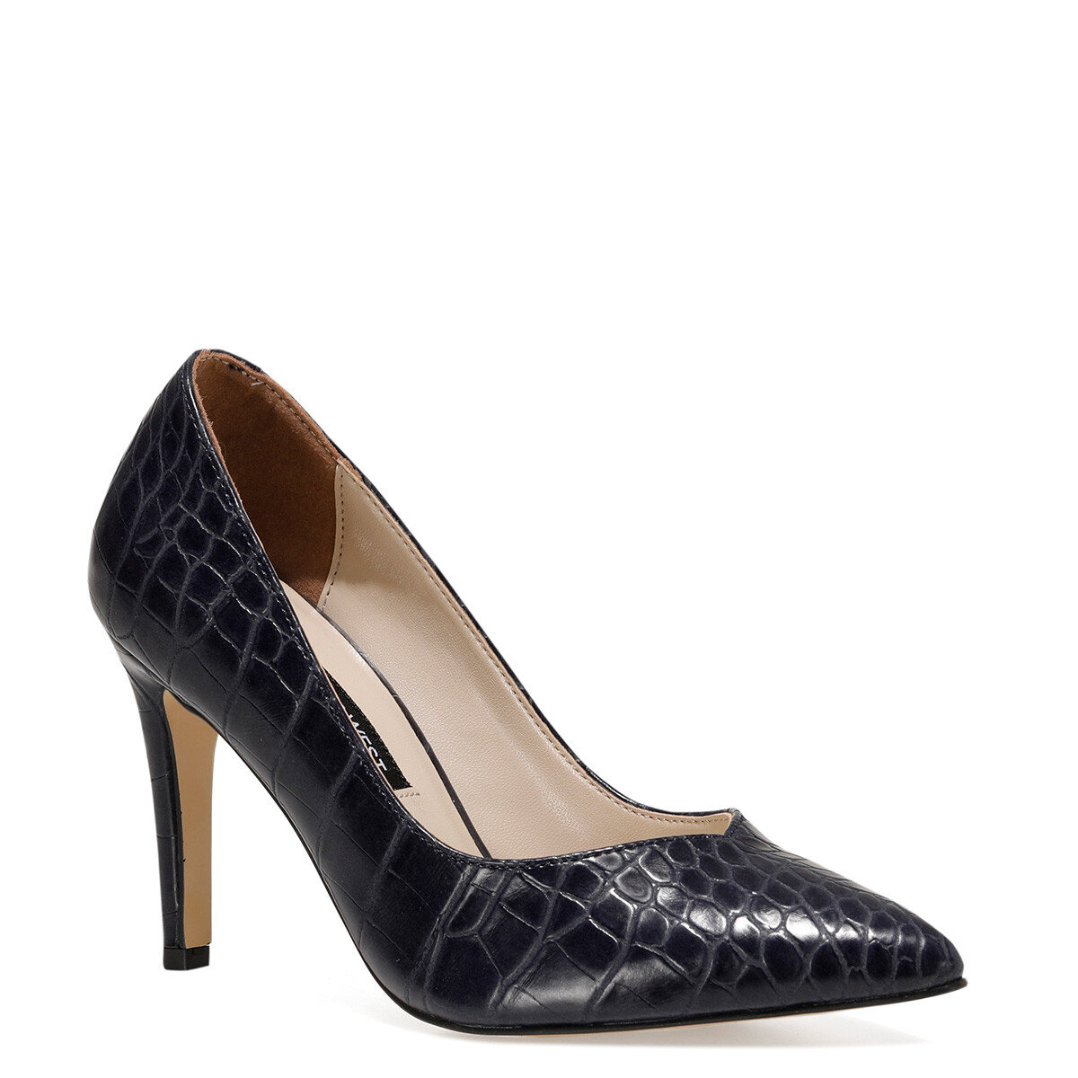 VERTA Lacivert Kadın Gova Ayakkabı