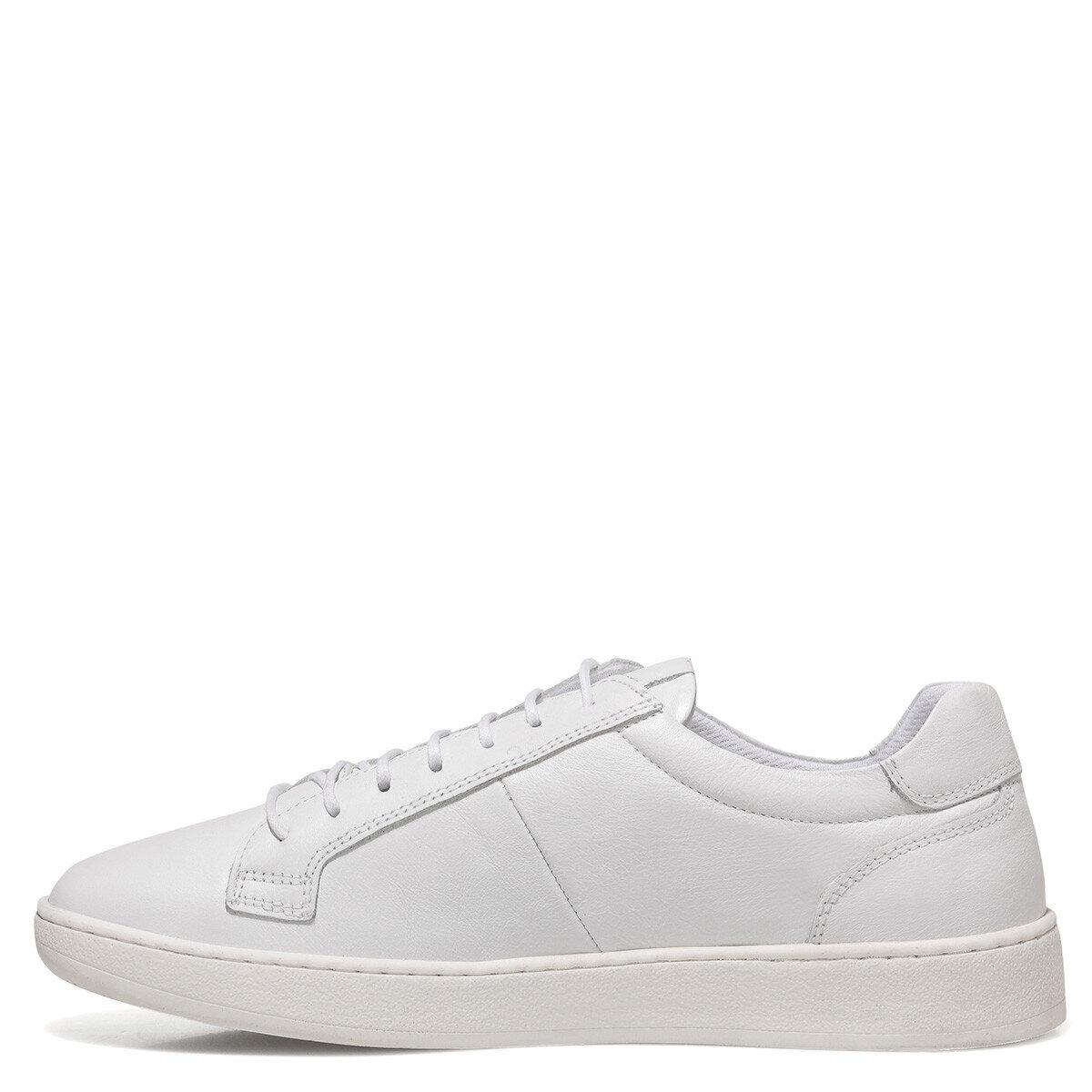 STEFANO Beyaz Erkek Spor Ayakkabı