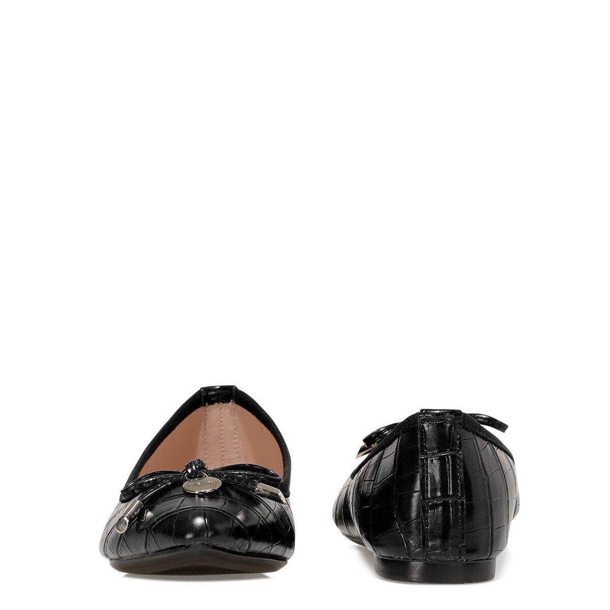 NARNY Siyah Kadın Babet