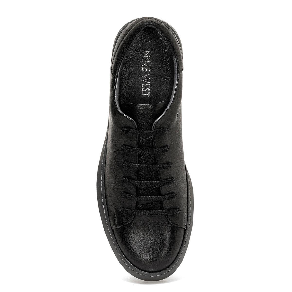 FEDERICO Siyah Erkek Günlük Ayakkabı