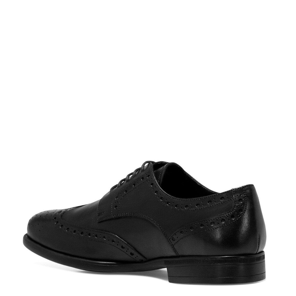 MATTIA Siyah Erkek Klasik Ayakkabı