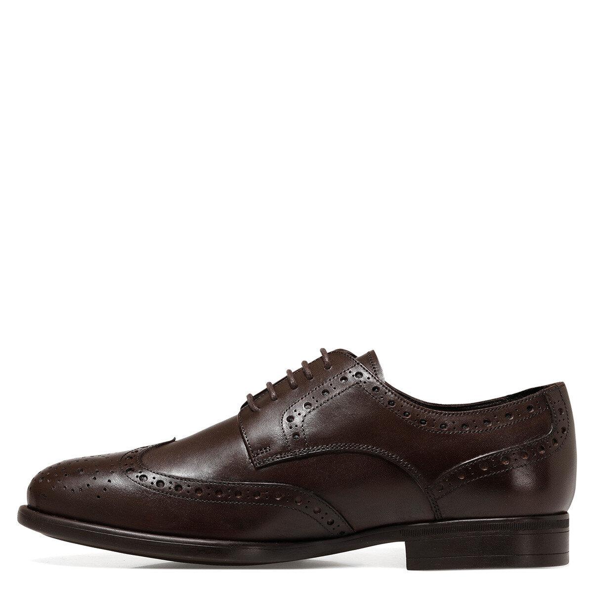 MATTIA Kahverengi Erkek Klasik Ayakkabı