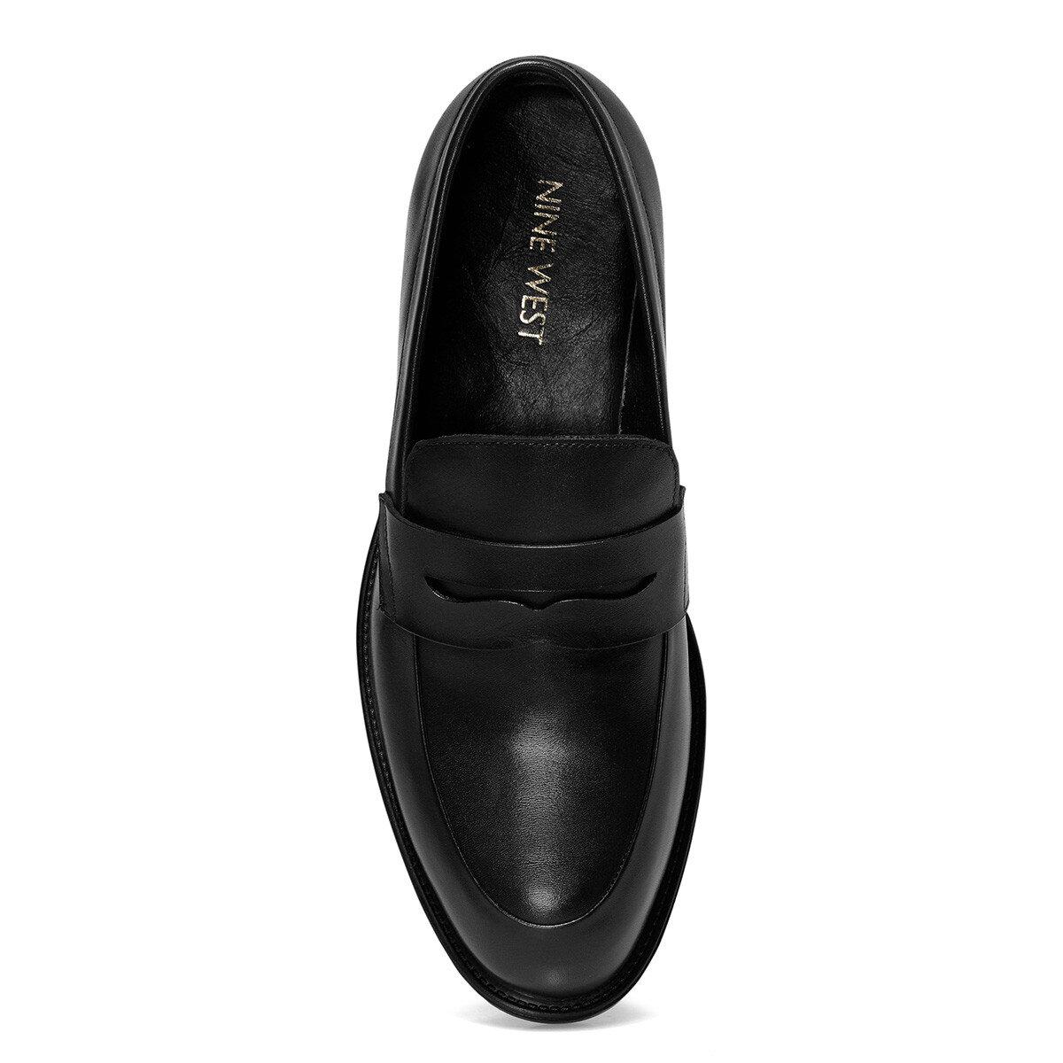 VALERIO Siyah Erkek Klasik Ayakkabı