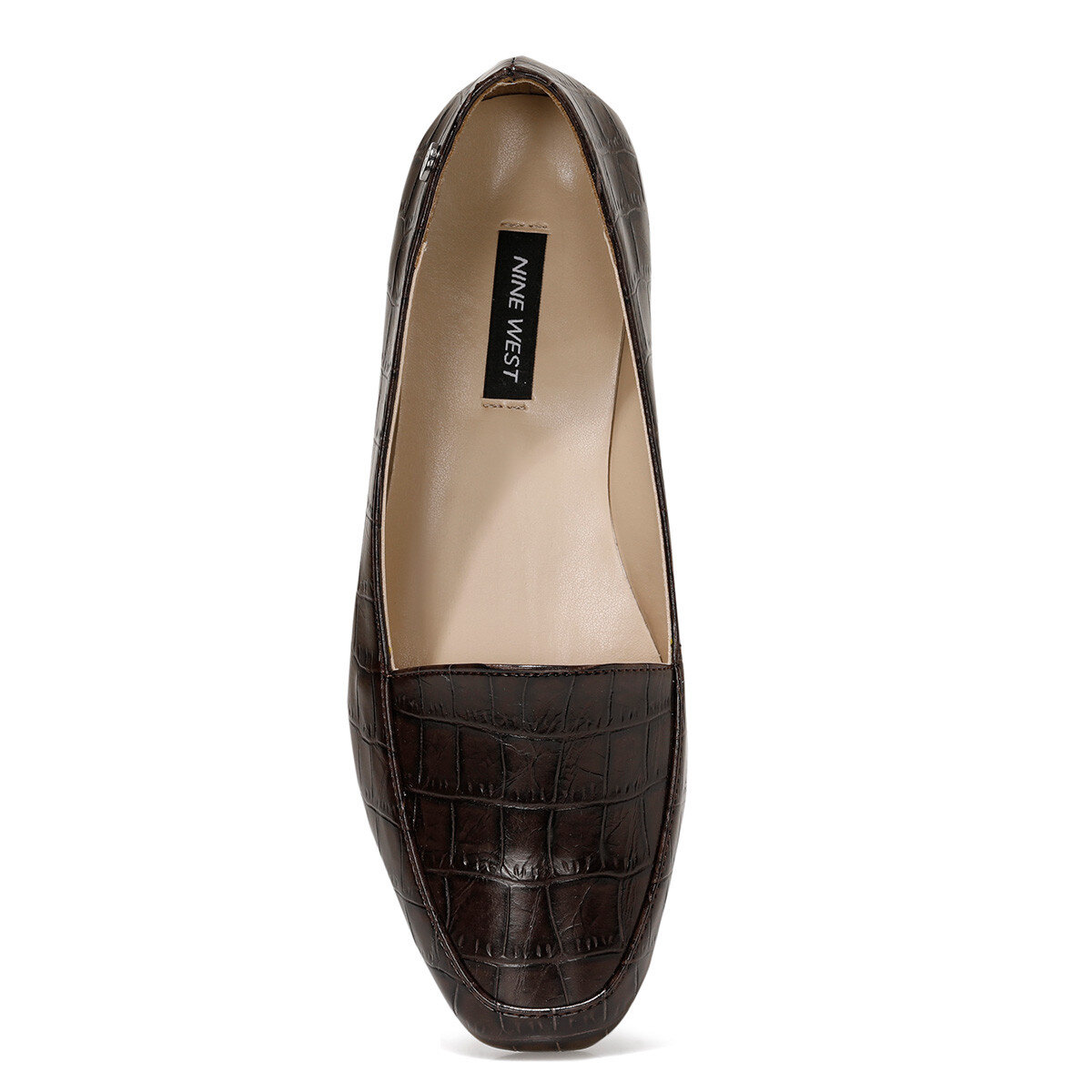 MELANIT3 Kahverengi Kadın Loafer