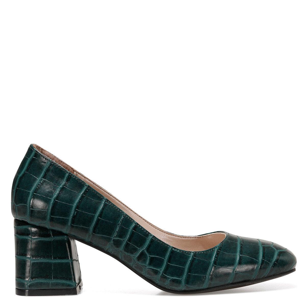 WALES Yeşil Kadın Gova Ayakkabı
