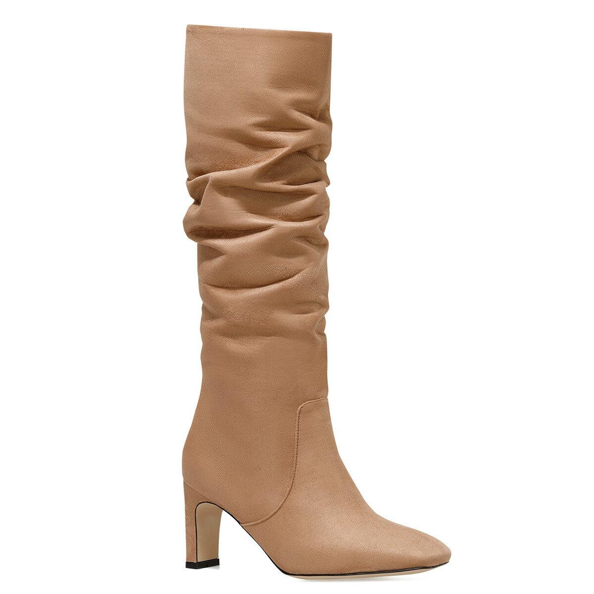 CAMOSA Vizon Kadın Ökçeli Çizme