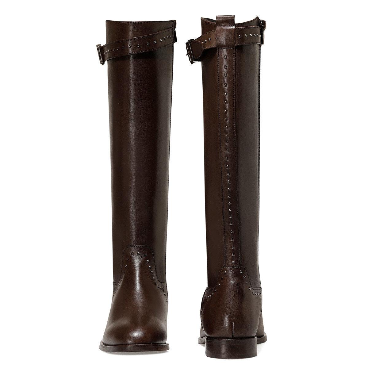 MELA Kahverengi Kadın Çizme