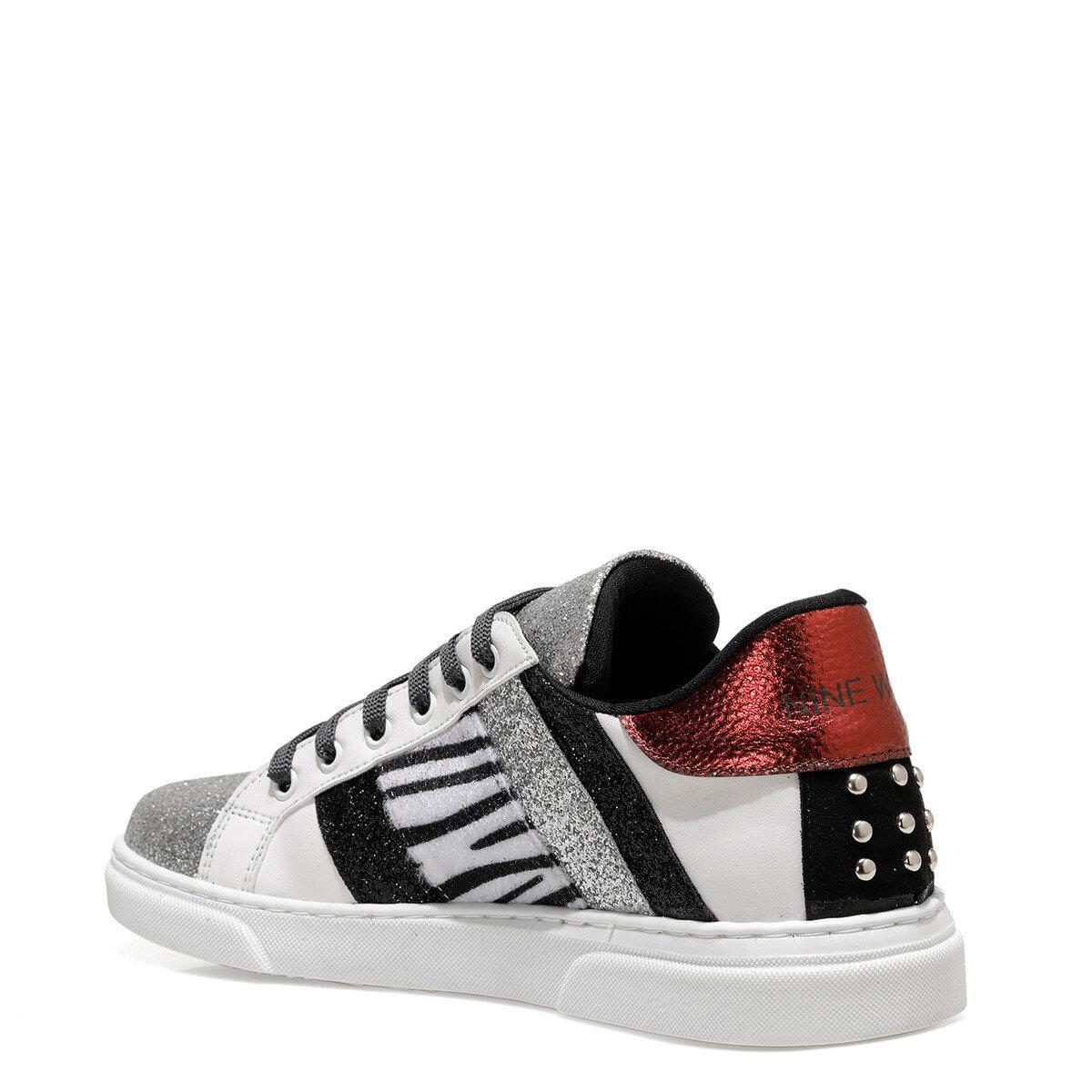 MULPI Beyaz Kadın Sneaker