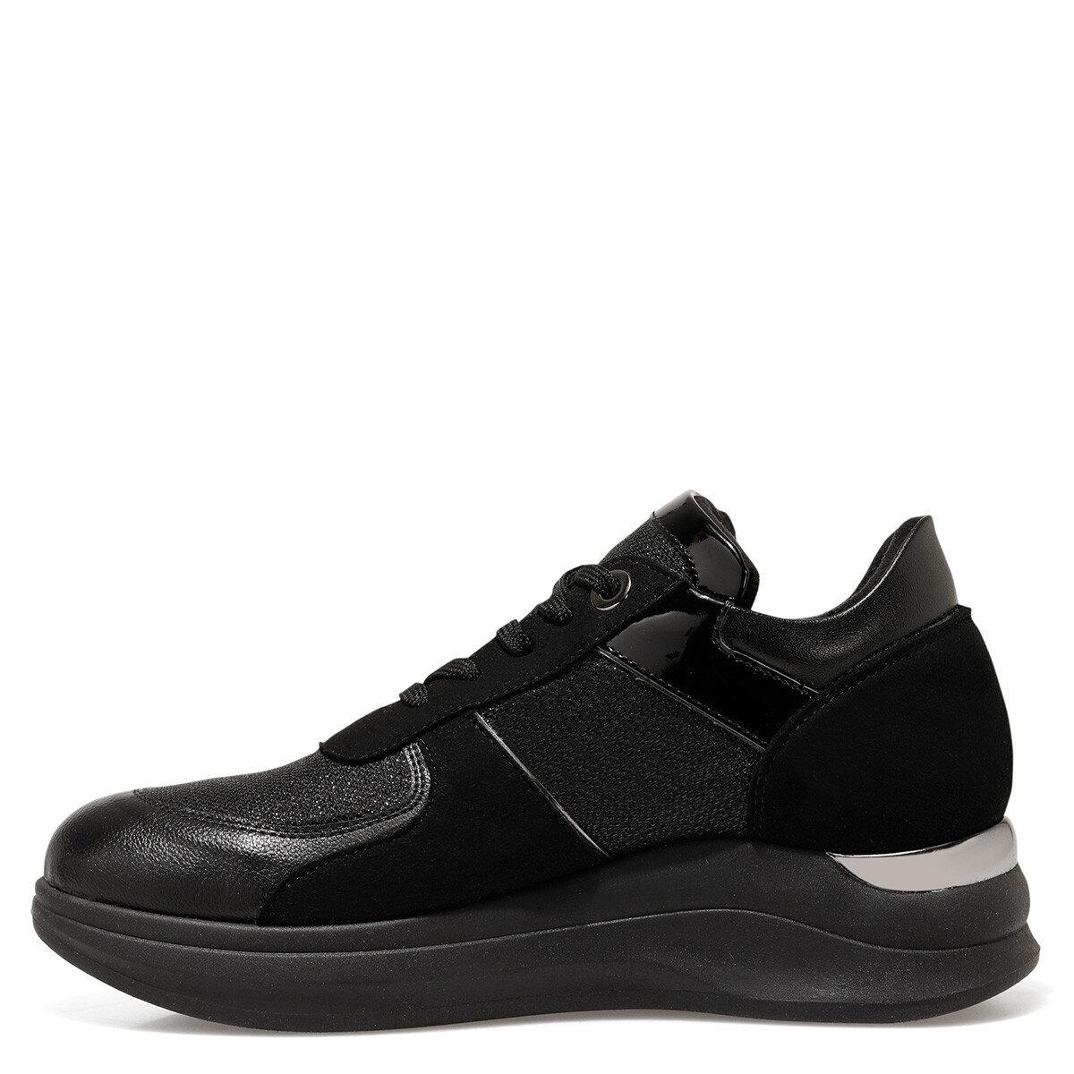 PRATTA Siyah Kadın Sneaker