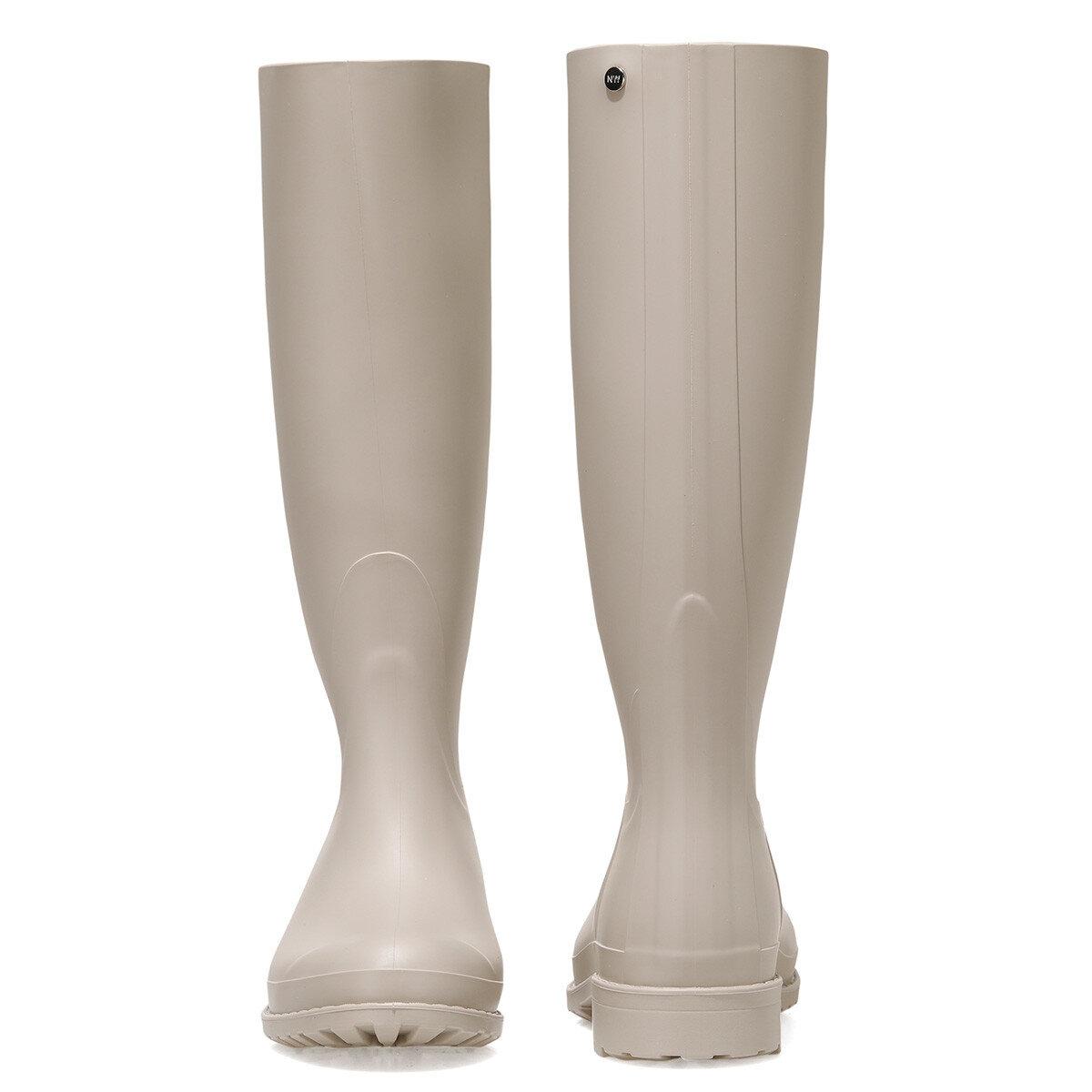 ANABEL Beyaz Kadın Yağmur Çizmesi