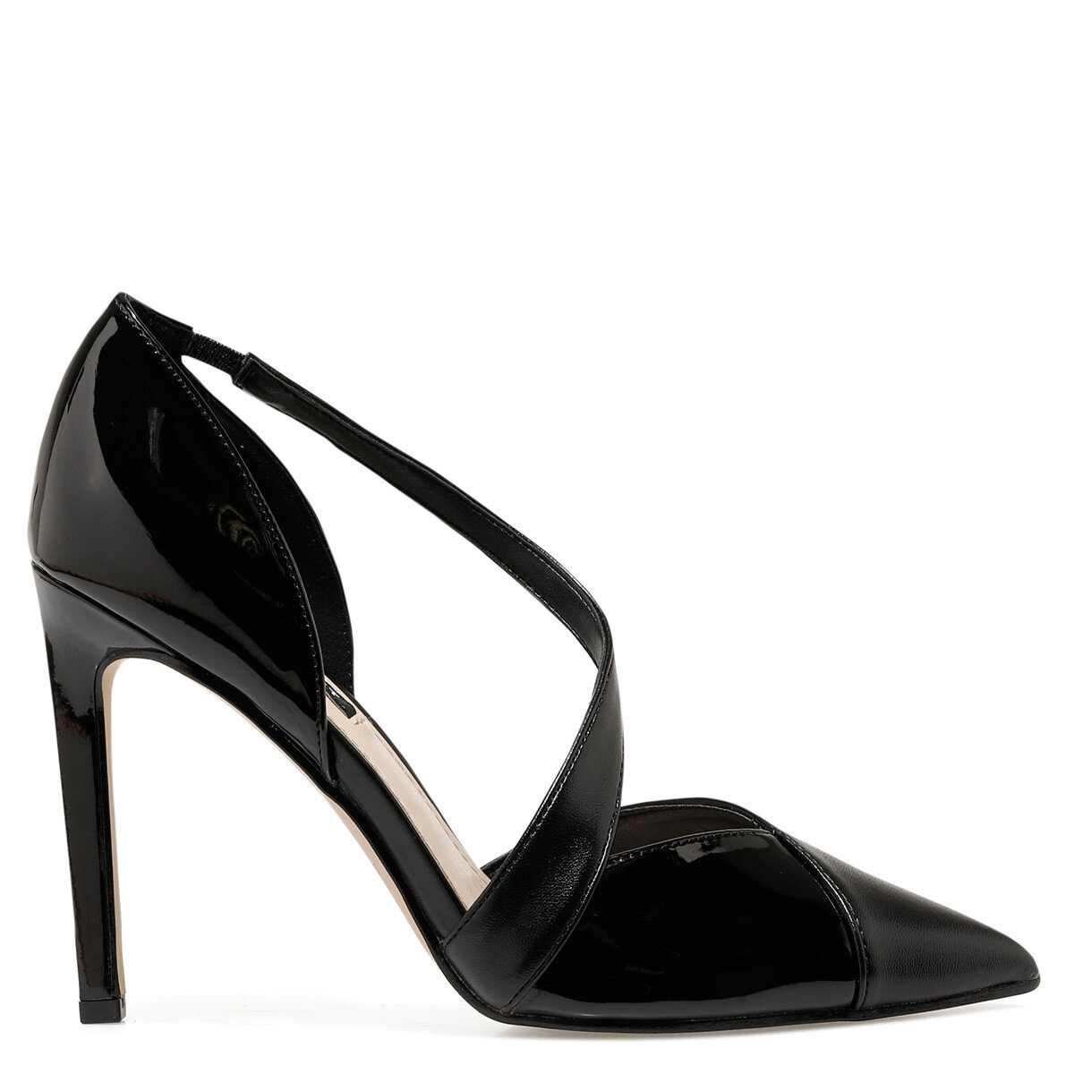 TINLEY3 Siyah Kadın Stiletto