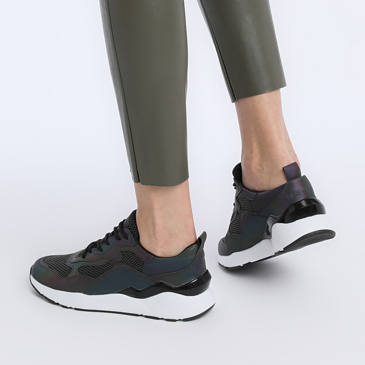 REFLECT Koyu Gri Kadın Sneaker