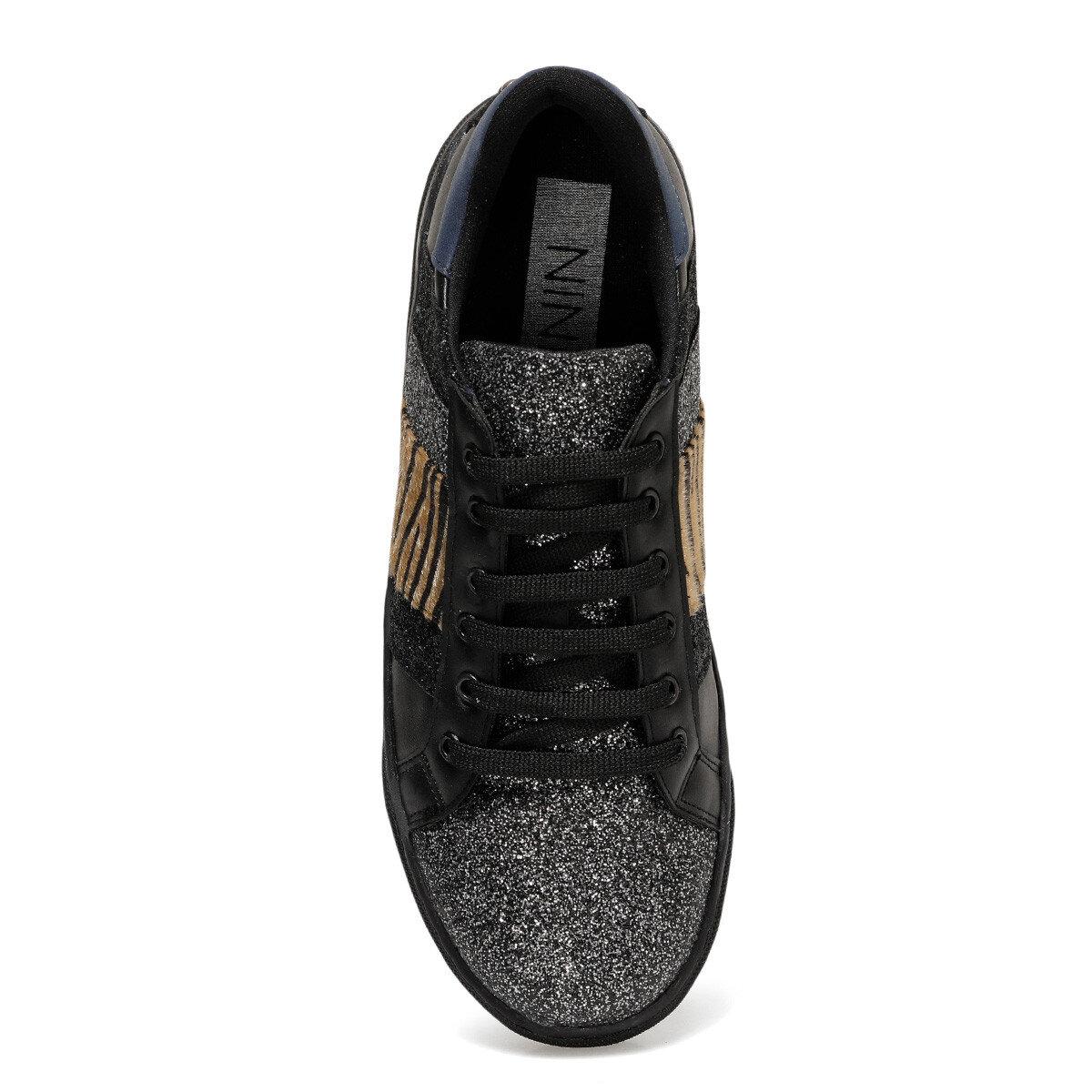 MULPI Siyah Kadın Sneaker