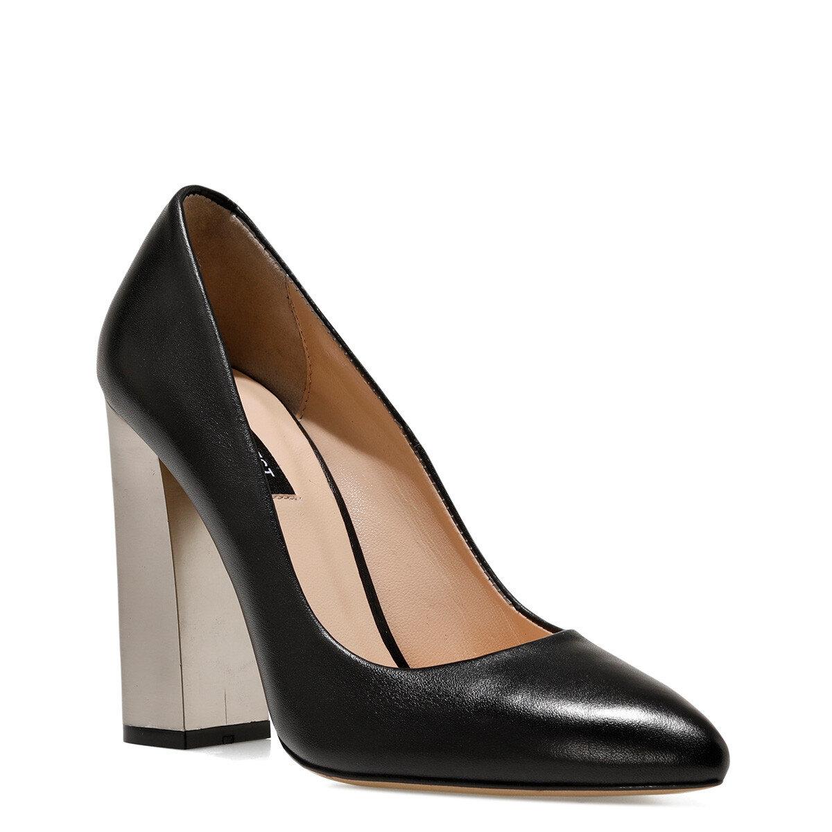 CLAIA Siyah Kadın Stiletto