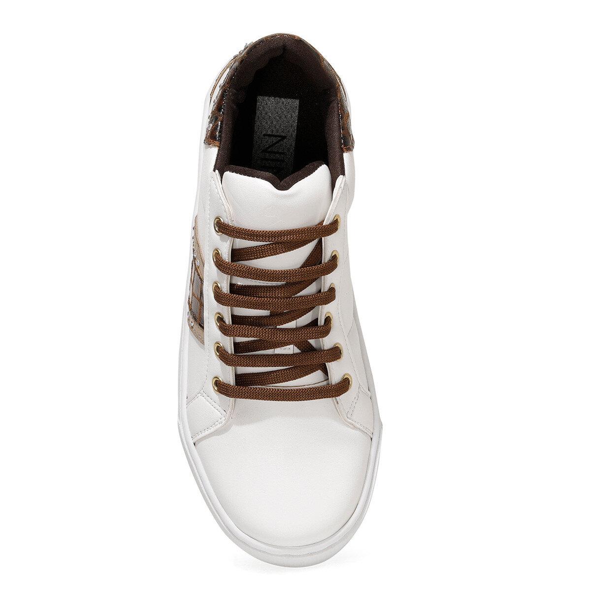 KYLE Beyaz Kadın Sneaker