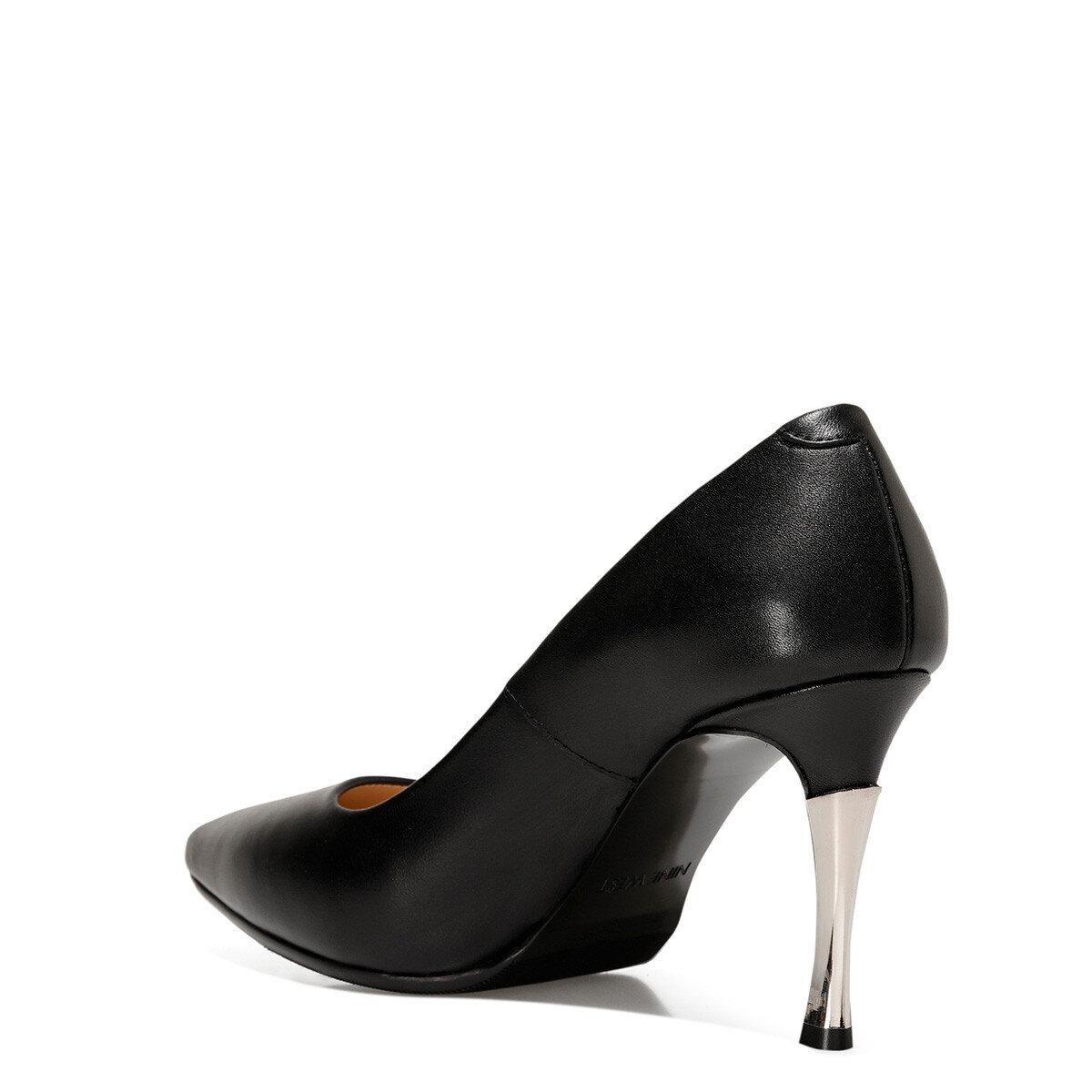 AMIRA Siyah Kadın Gova Ayakkabı
