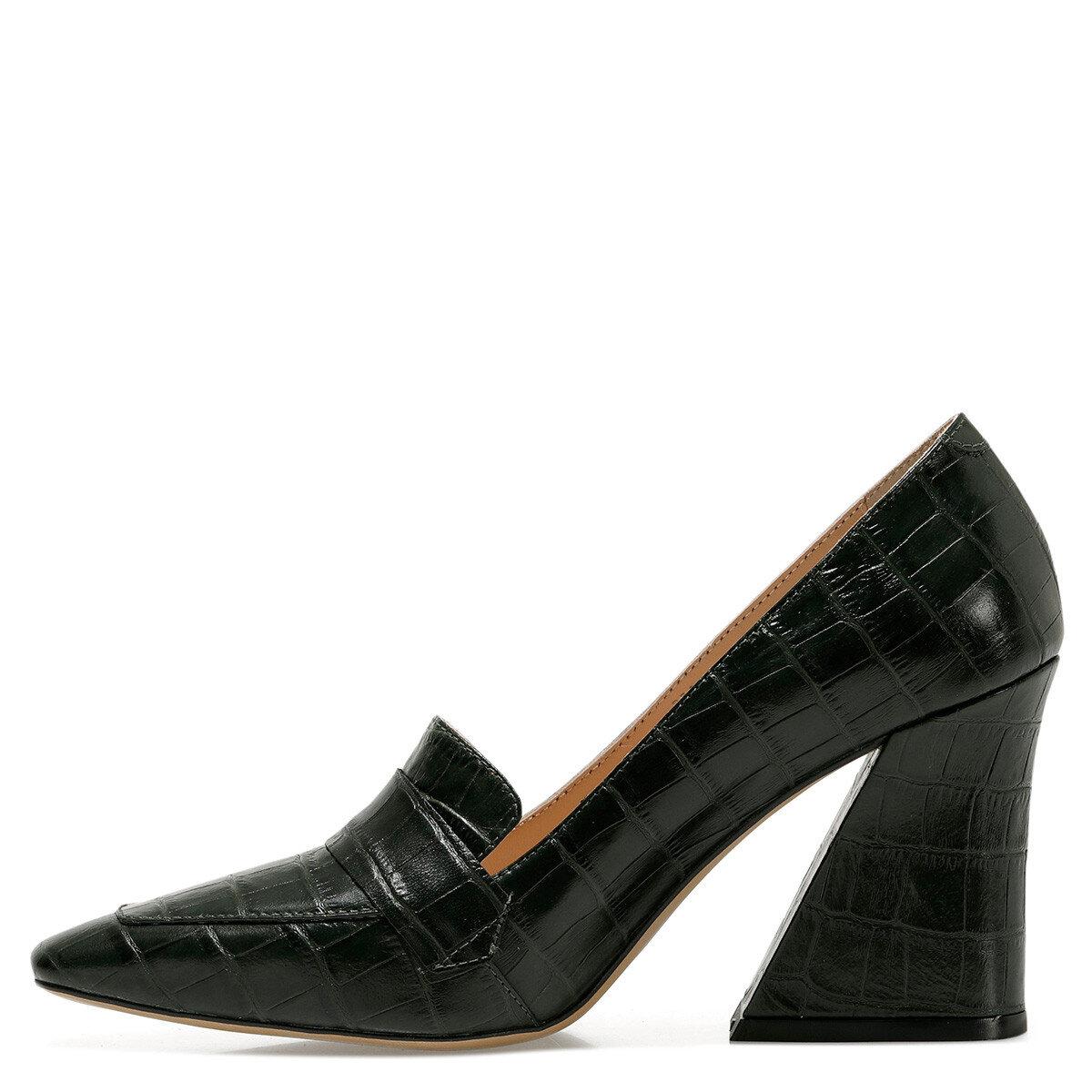 MALITTA Yeşil Kadın Gova Ayakkabı