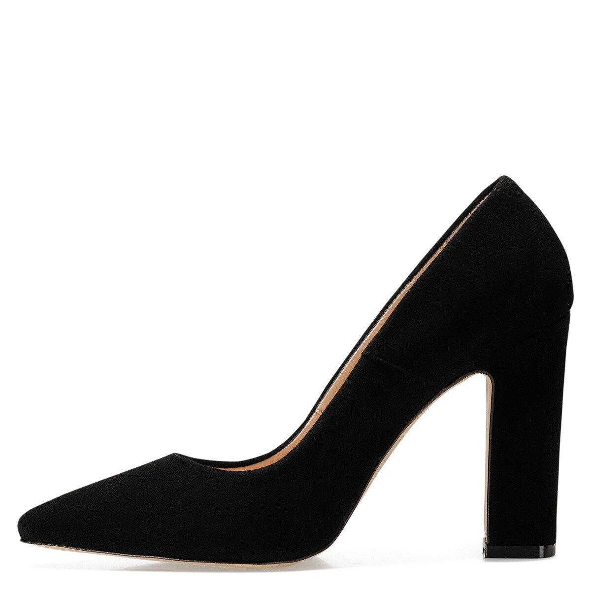 MANILA2 Siyah Kadın Gova Ayakkabı