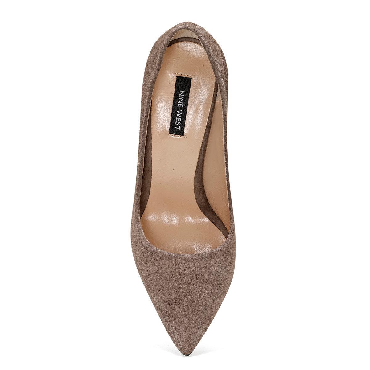 MANILA2 Vizon Kadın Gova Ayakkabı
