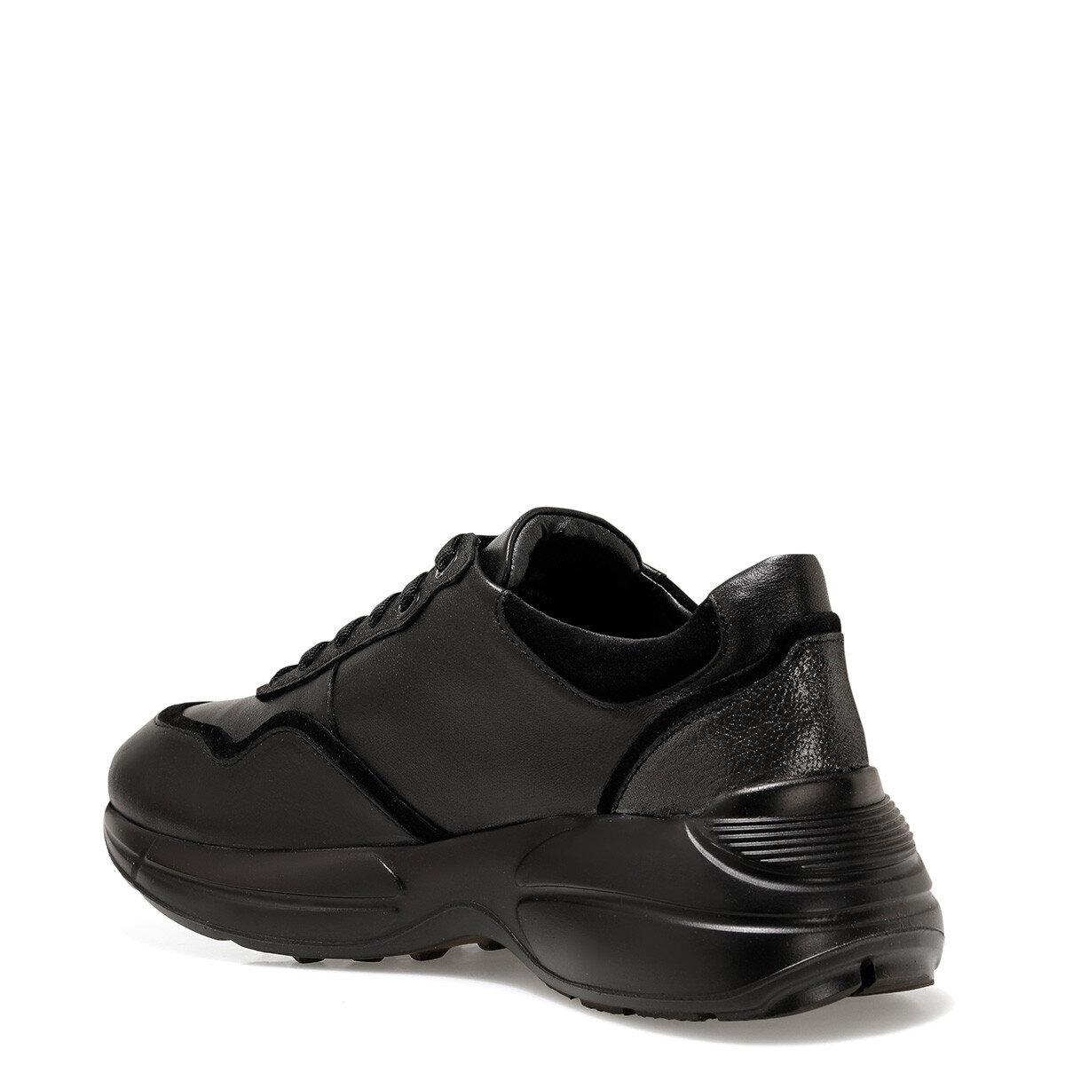 FIGO Siyah Kadın Sneaker