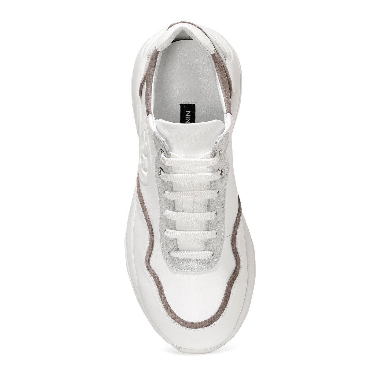 FIGO Beyaz Kadın Sneaker