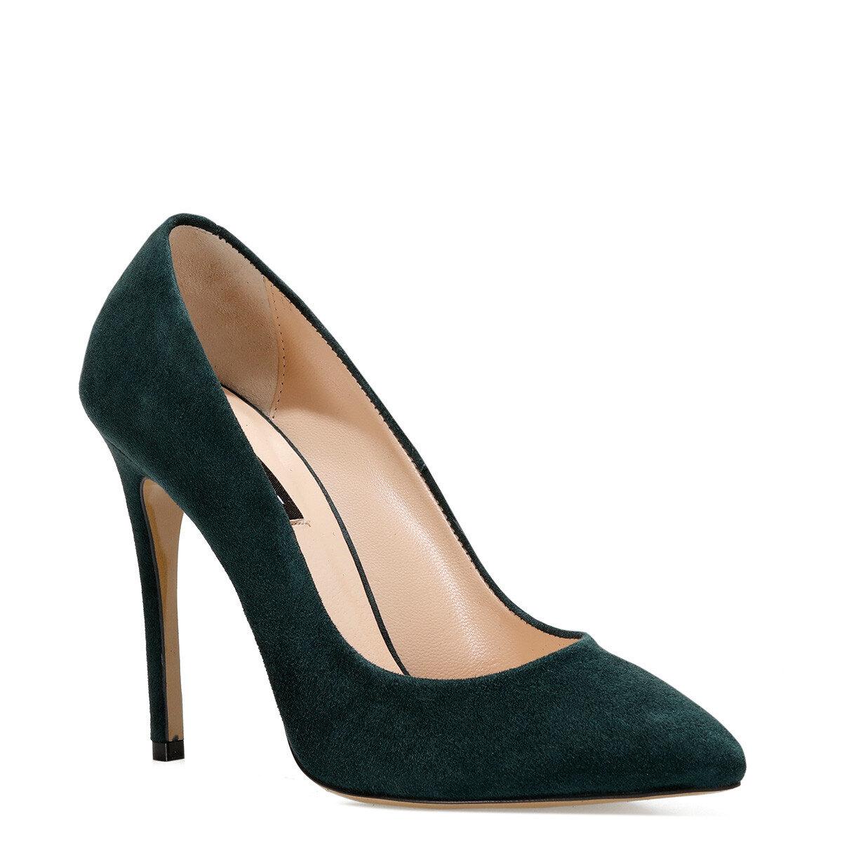 PIMA Yeşil Kadın Gova Ayakkabı